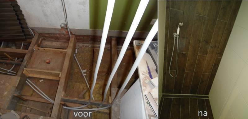 Badkamer renoveren Deventer | Van Schaik